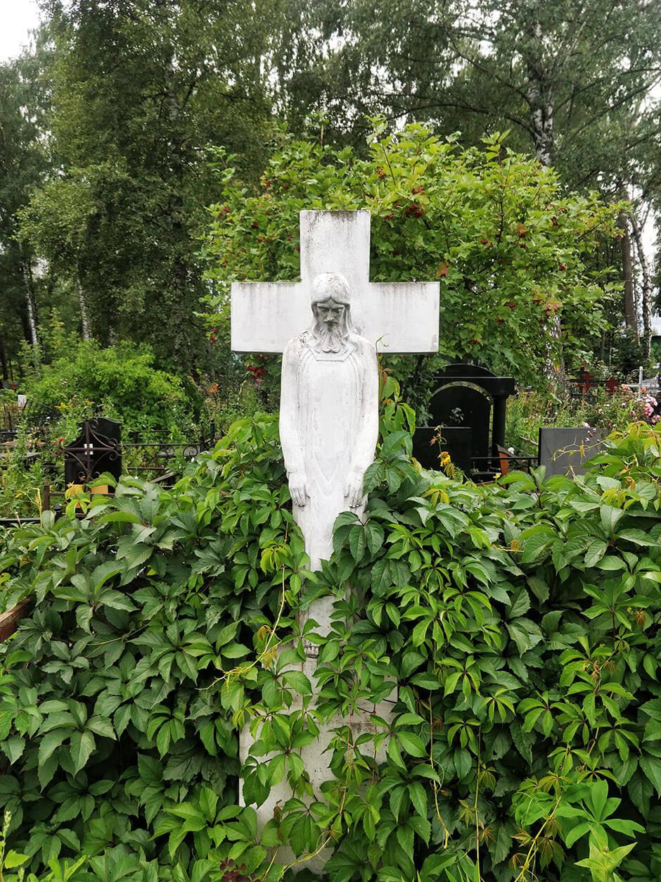 Алтуфьевское кладбище. Фото 3