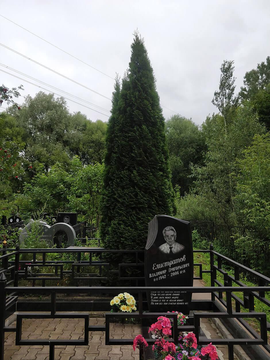 Алтуфьевское кладбище. Фото 4