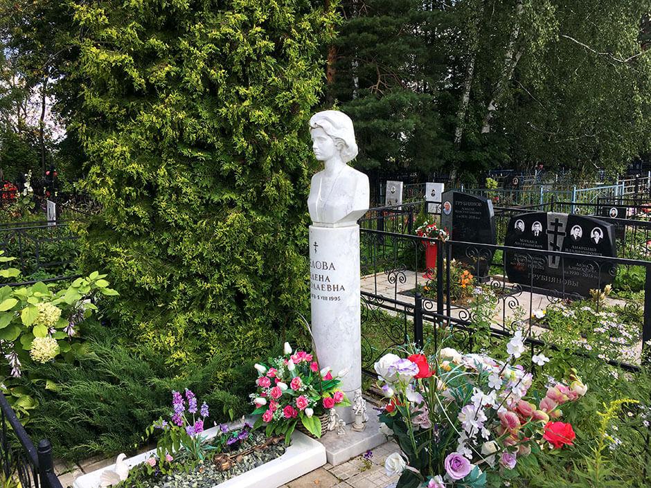 Аносинское кладбище. Фото 6