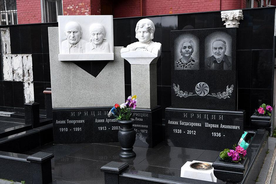 Армянское кладбище. Фото 5