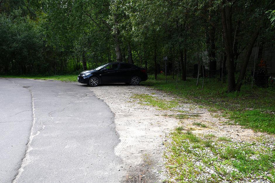 Кладбище Бочевинка. Фото 4