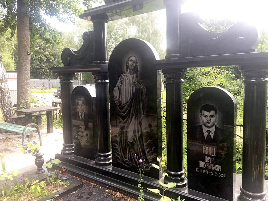 Ерёминское кладбище. Фото 3