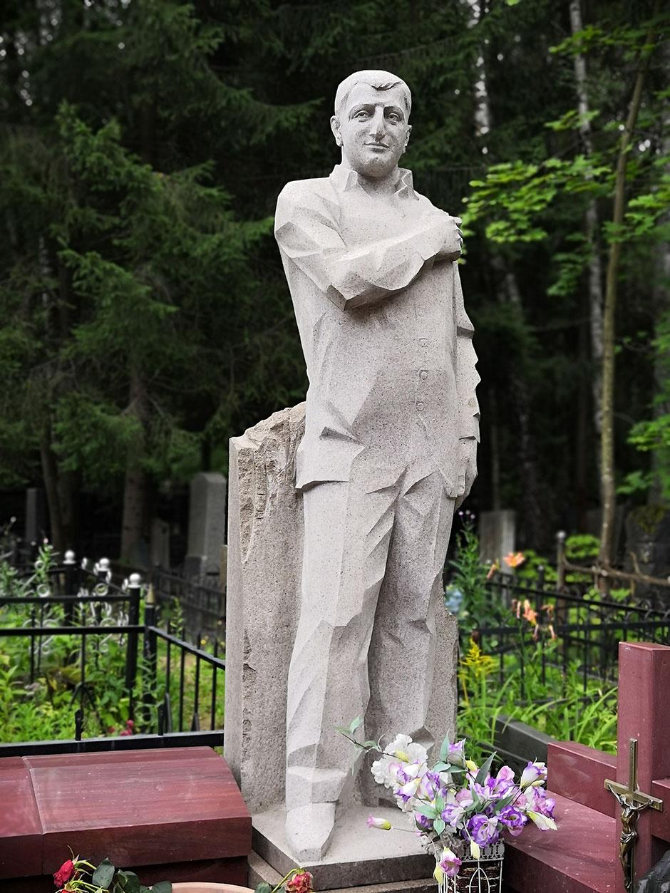 Химкинское кладбище. Фото 6