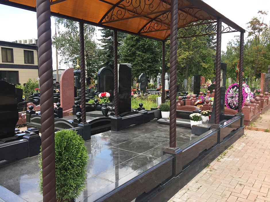 Хованское Северное кладбище. Фото 10