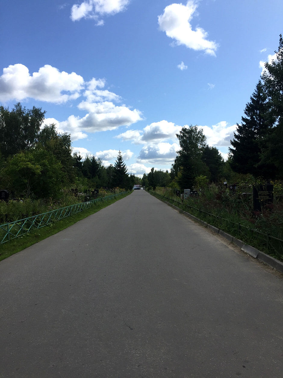 Хованское Северное кладбище. Фото 4