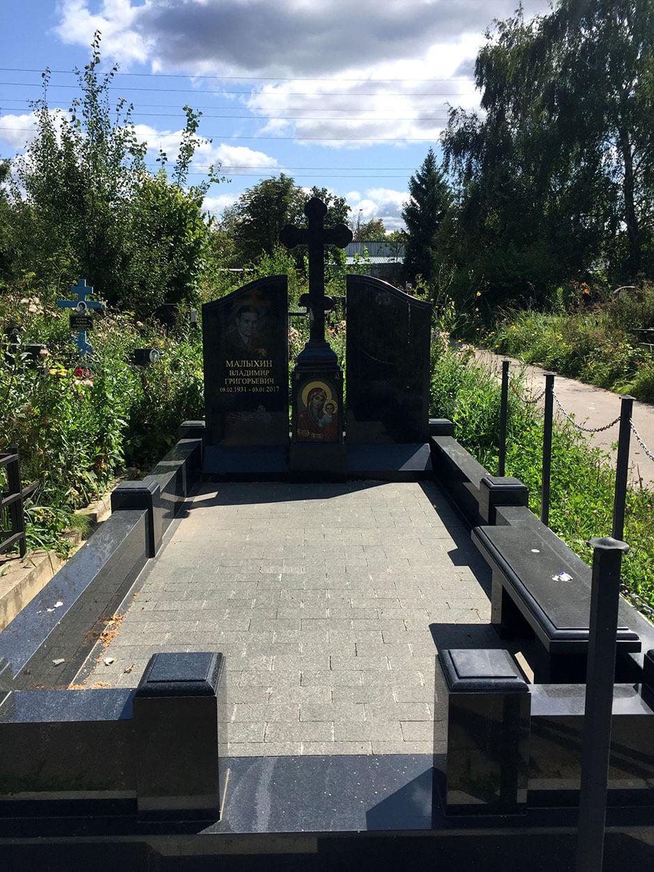 Хованское Северное кладбище. Фото 8