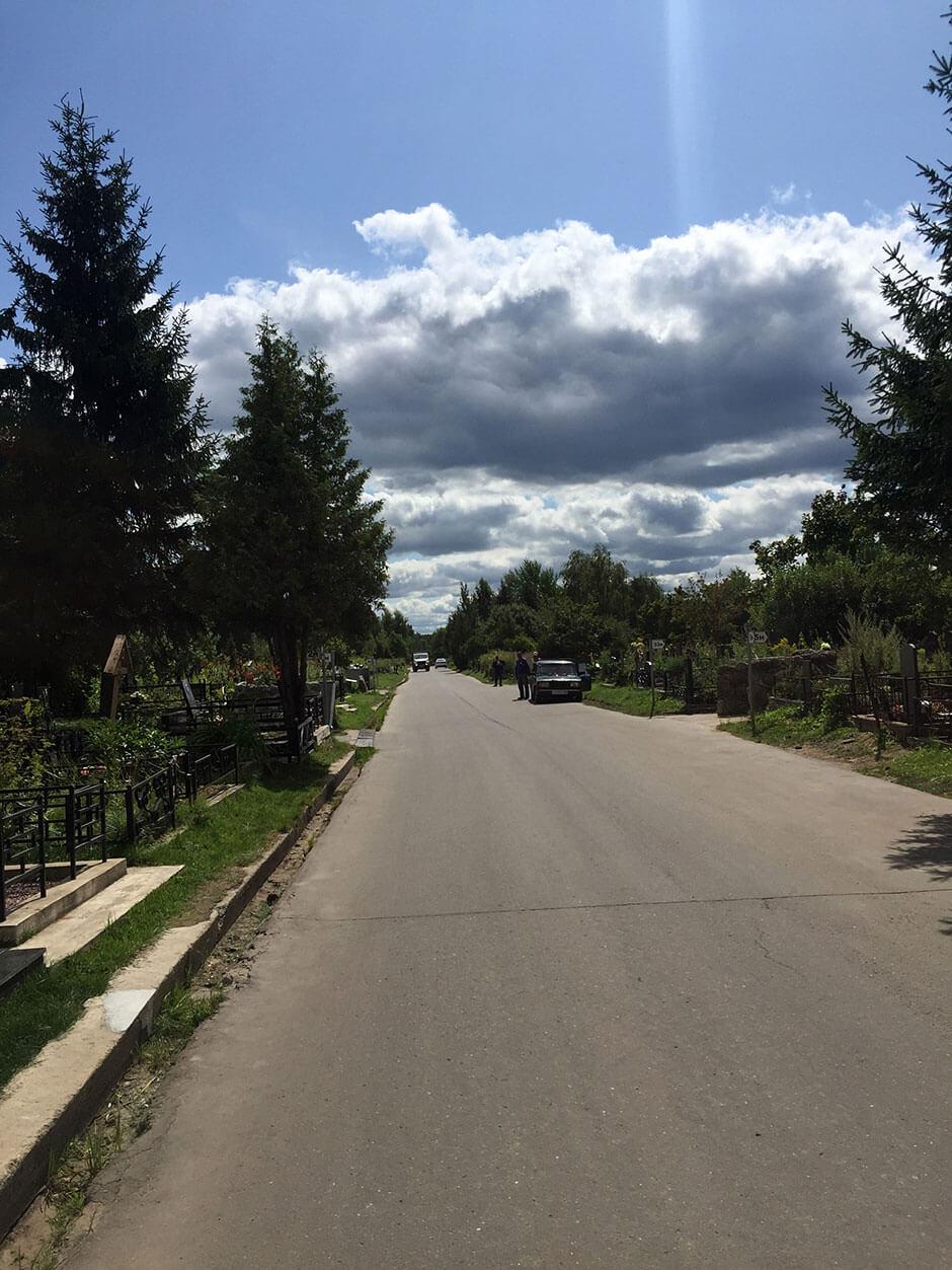 Хованское Западное кладбище. Фото 3