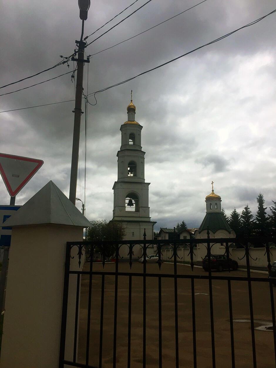 Ховринское кладбище. Фото 3