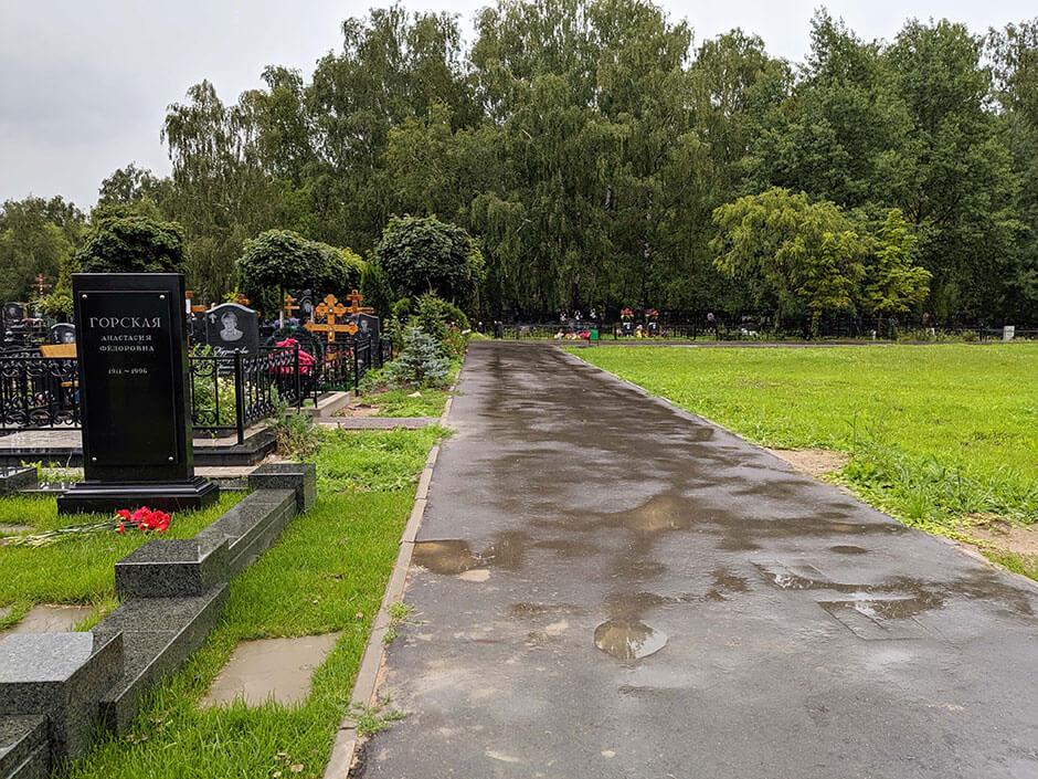 Ивановское кладбище. Фото 3