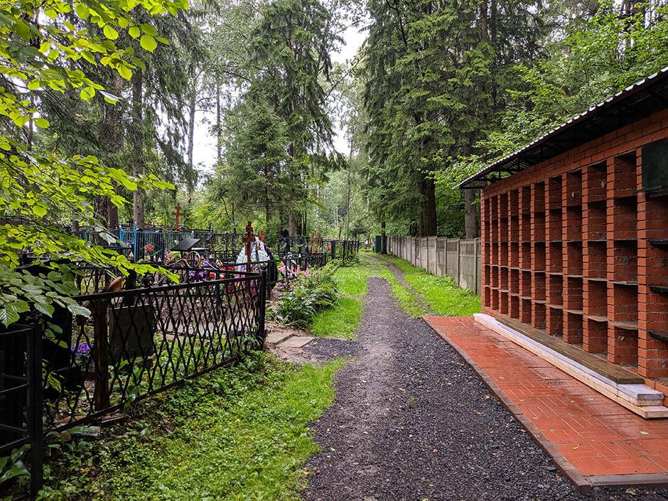 Ивановское кладбище. Фото 4