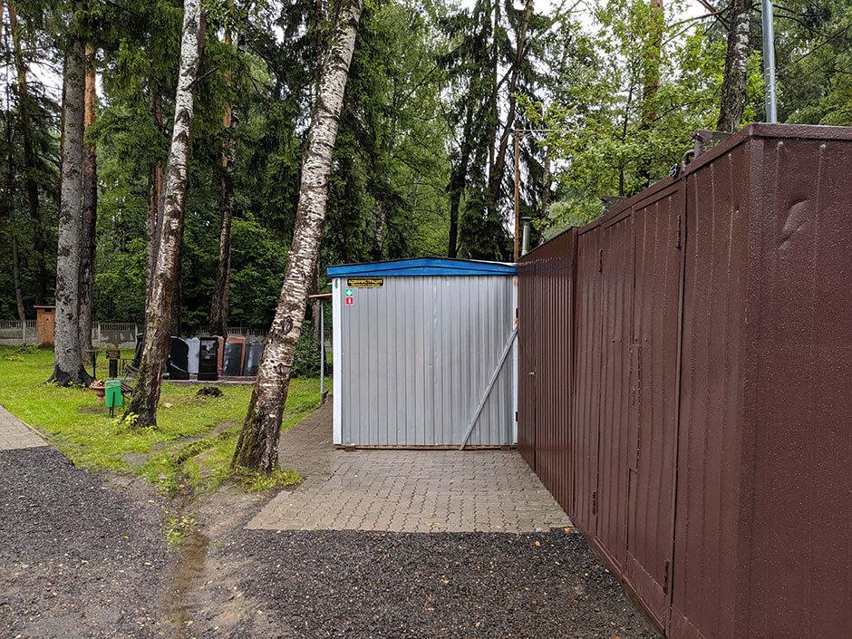 Ивановское кладбище. Фото 6