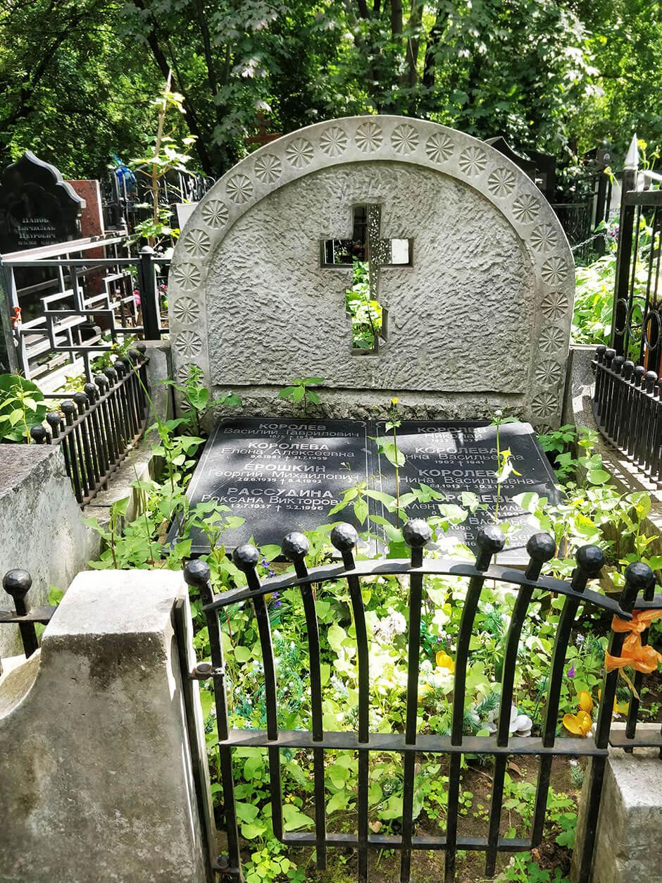 Калитниковское кладбище. Фото 6