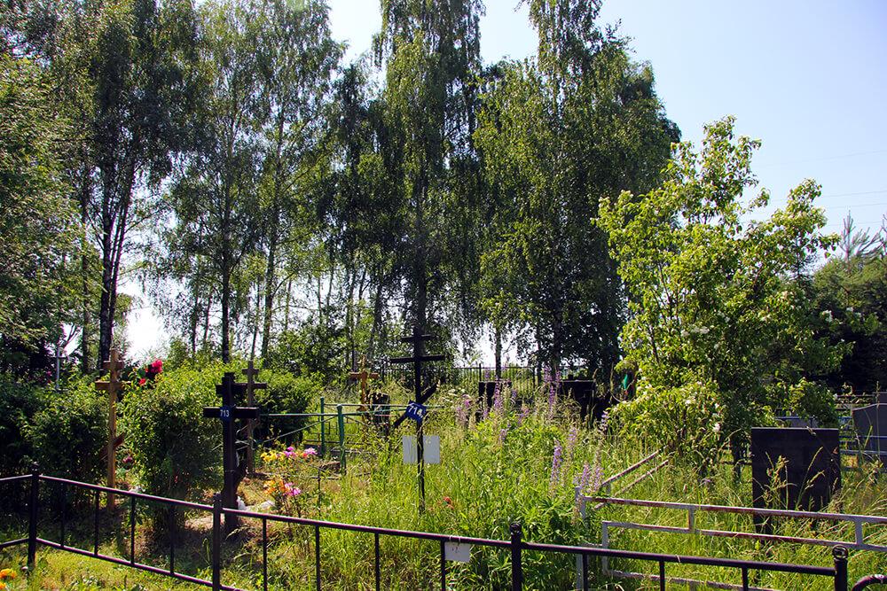 Карповское кладбище. Фото 4