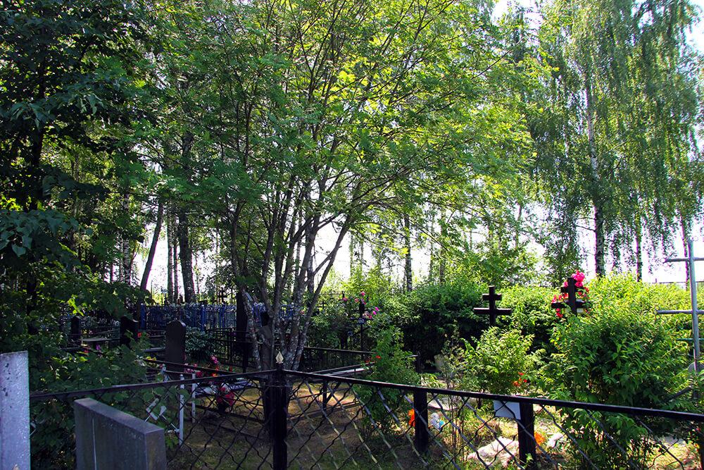 Карповское кладбище. Фото 6