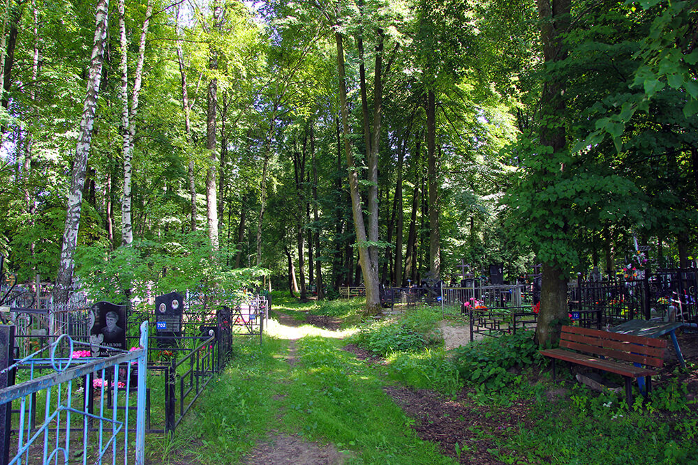 Карповское кладбище. Фото 8