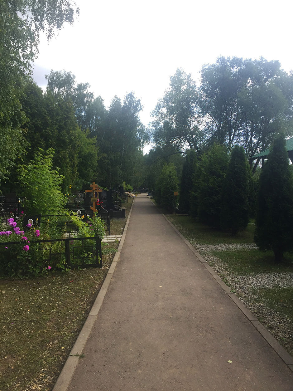 Кладбище Киово (Киовское). Фото 1