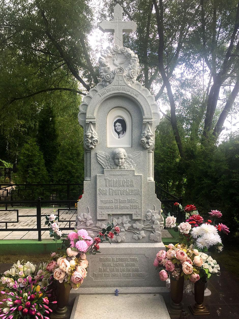 Кладбище Киово (Киовское). Фото 4