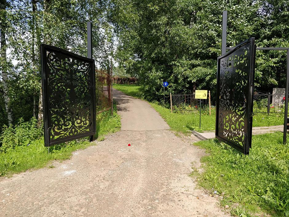 Колычевское кладбище. Фото 3