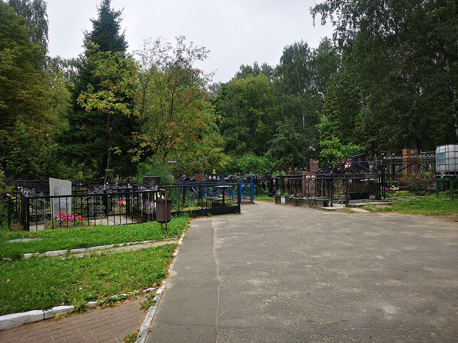 Котельниковское кладбище. Фото 3