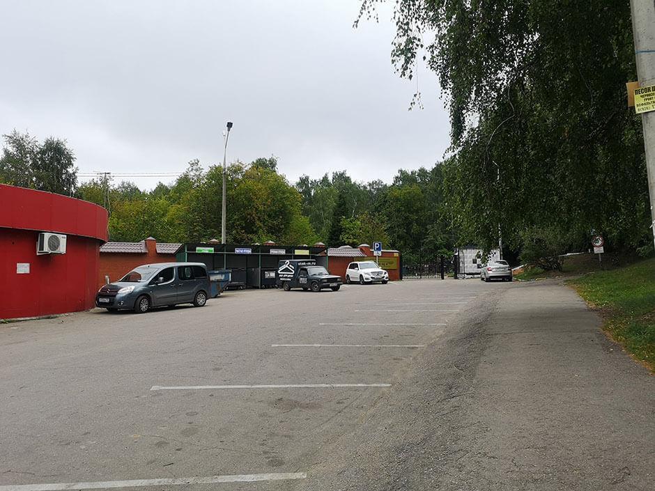 Котельниковское кладбище. Фото 4