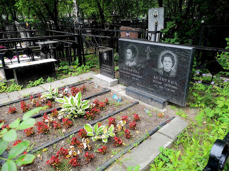 Котельниковское кладбище. Фото 7