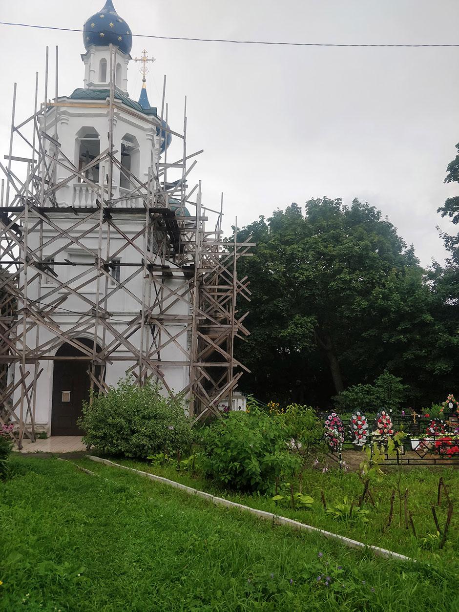 Кладбище Кривцы. Фото 3