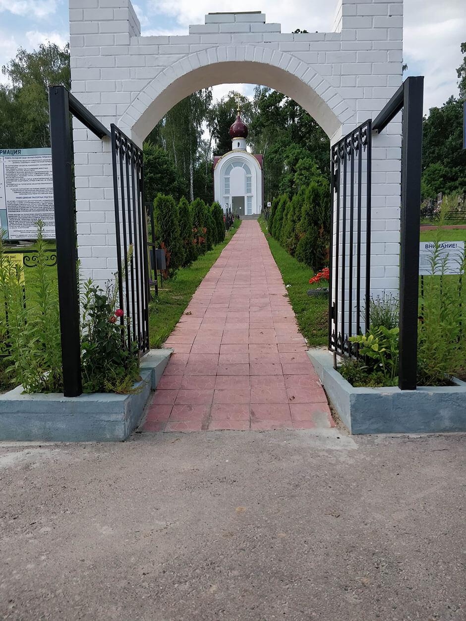 Кладбище Куприяниха. Фото 3