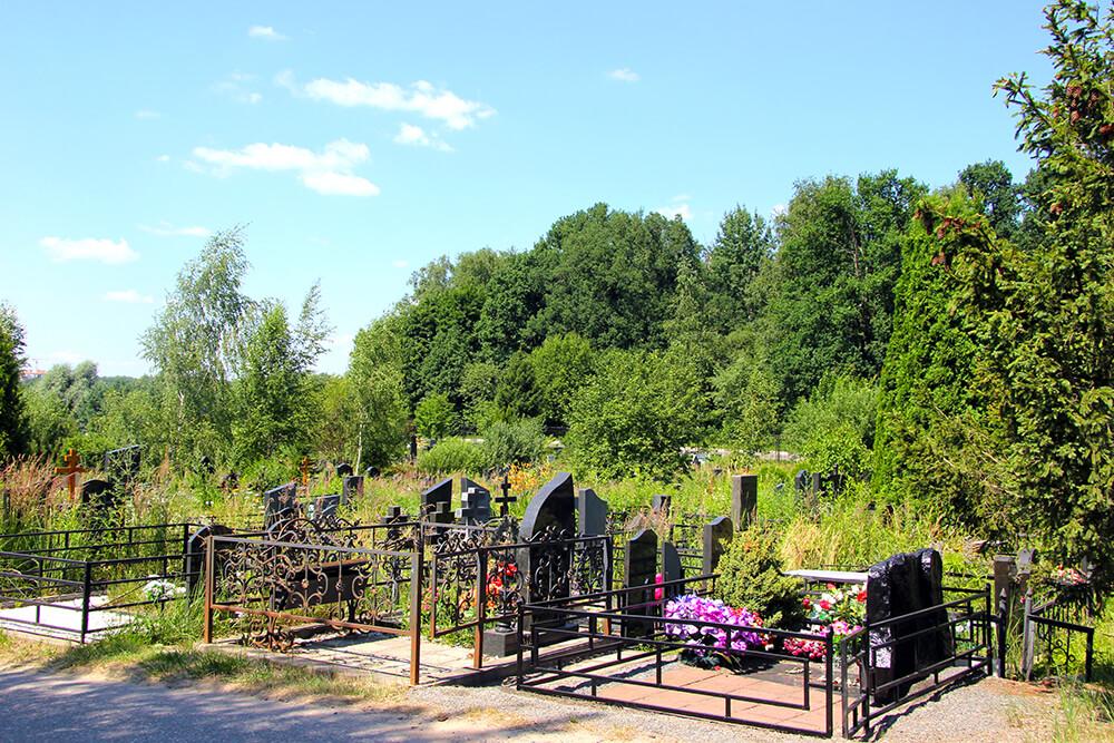 Лайковское кладбище. Фото 5