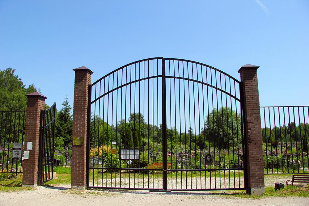 Мамонтовское кладбище. Фото 1