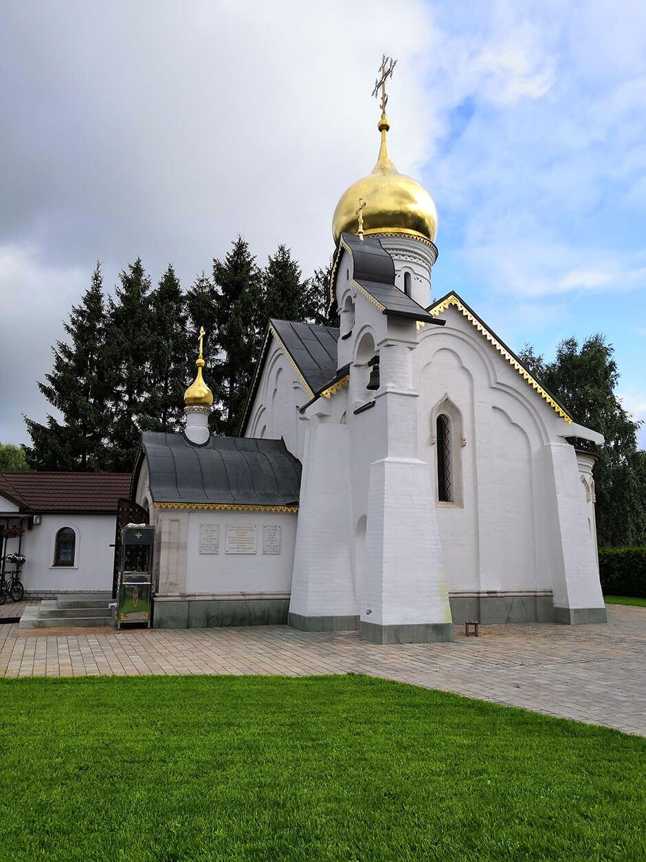Машкинское кладбище. Фото 5