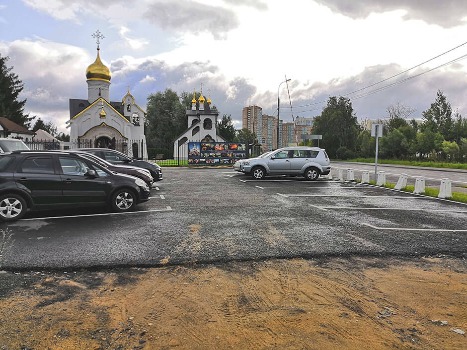 Машкинское кладбище. Фото 8