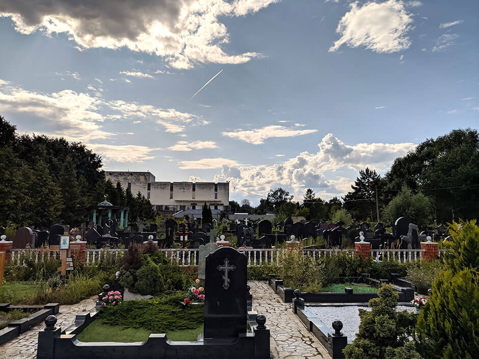 Митинское кладбище. Фото 6