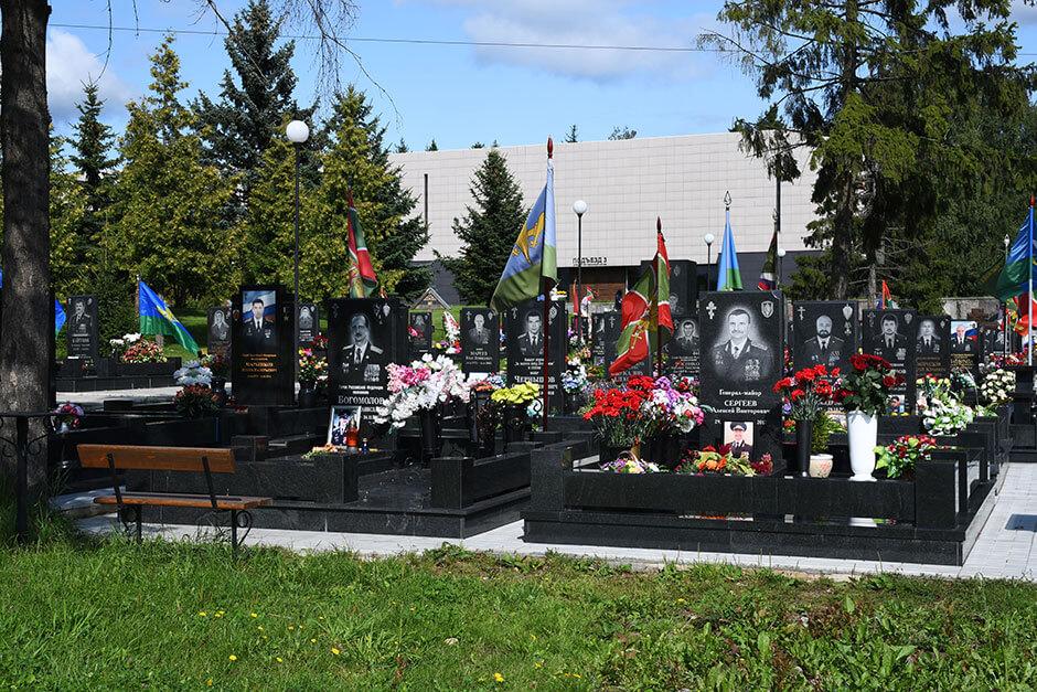 Николо-Архангельское кладбище. Фото 5