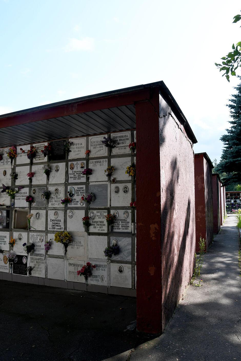 Николо-Архангельское кладбище. Фото 7