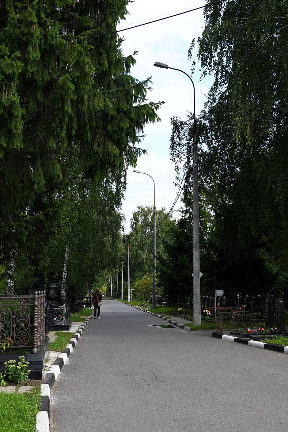 Николо-Архангельское кладбище. Фото 8