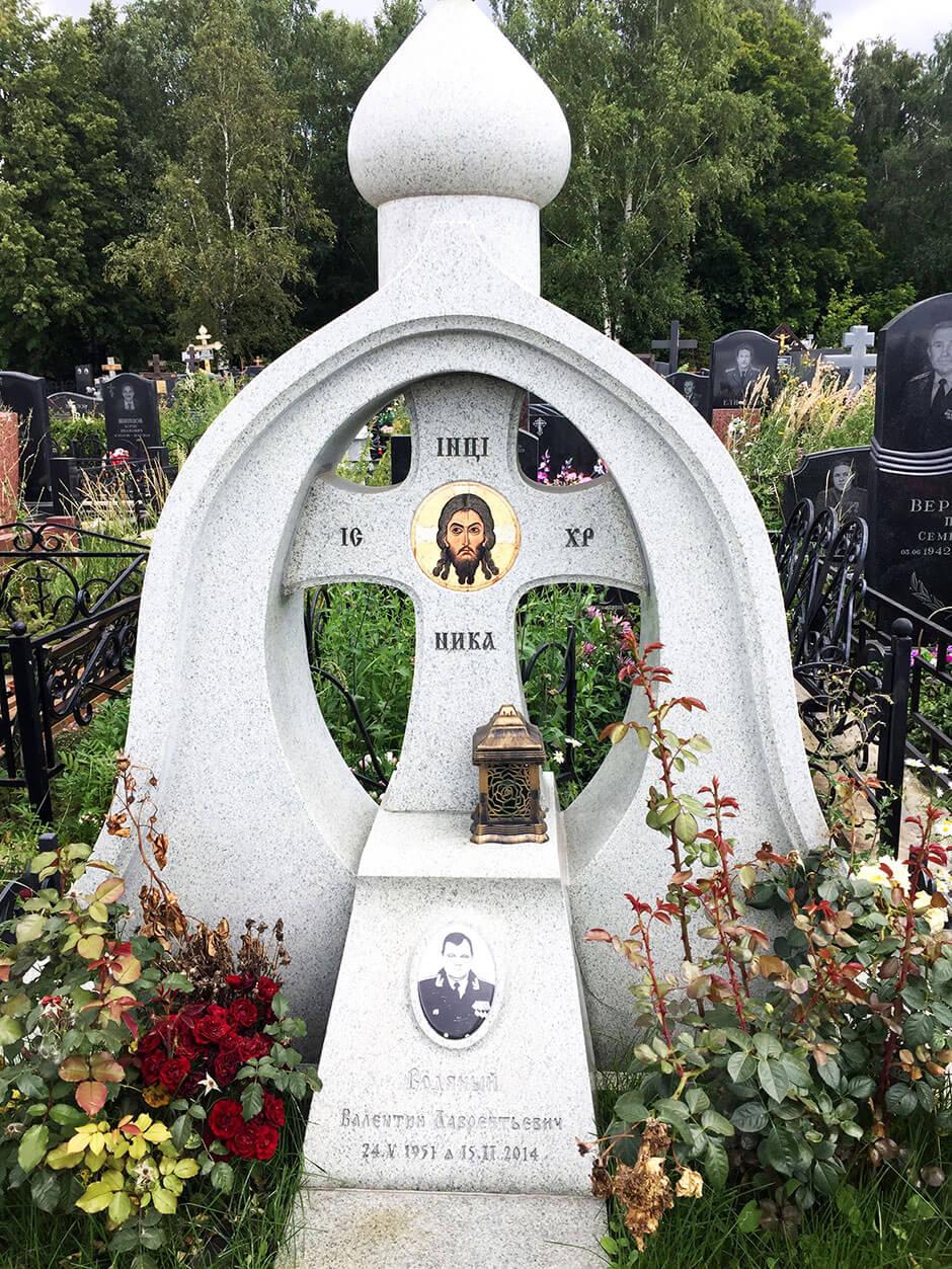 Николо-Хованское кладбище. Фото 5
