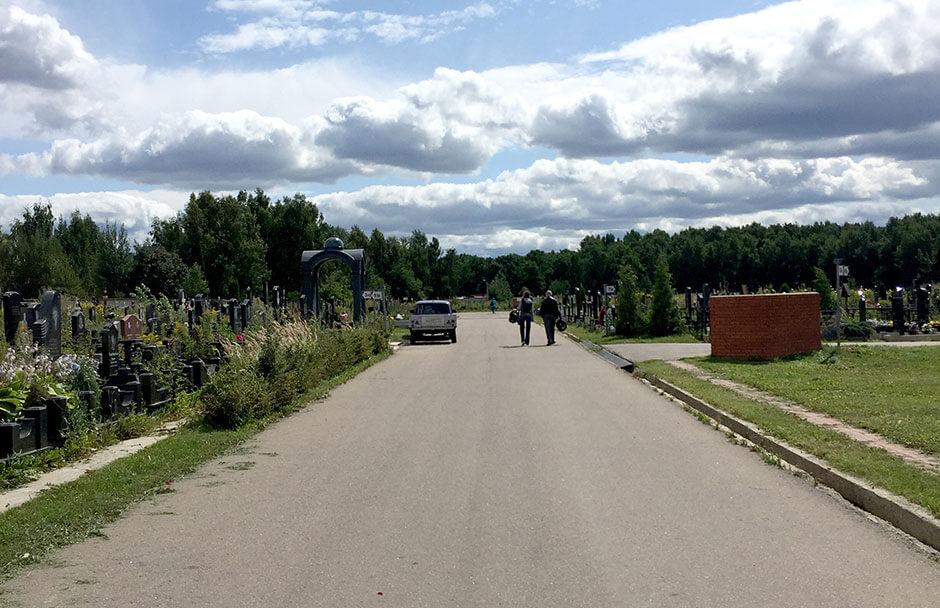 Николо-Хованское кладбище. Фото 6