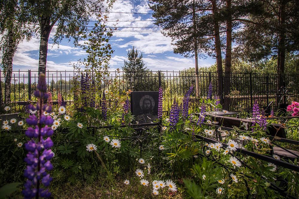 Новодеревенское кладбище (Балашиха). Фото 6