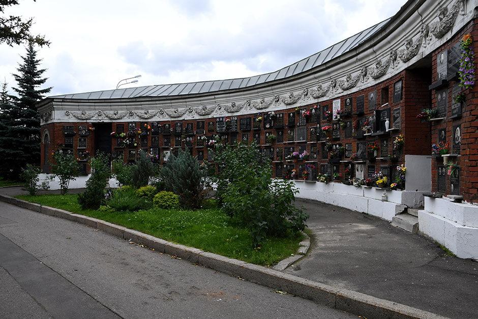 Новодевичье кладбище. Фото 4