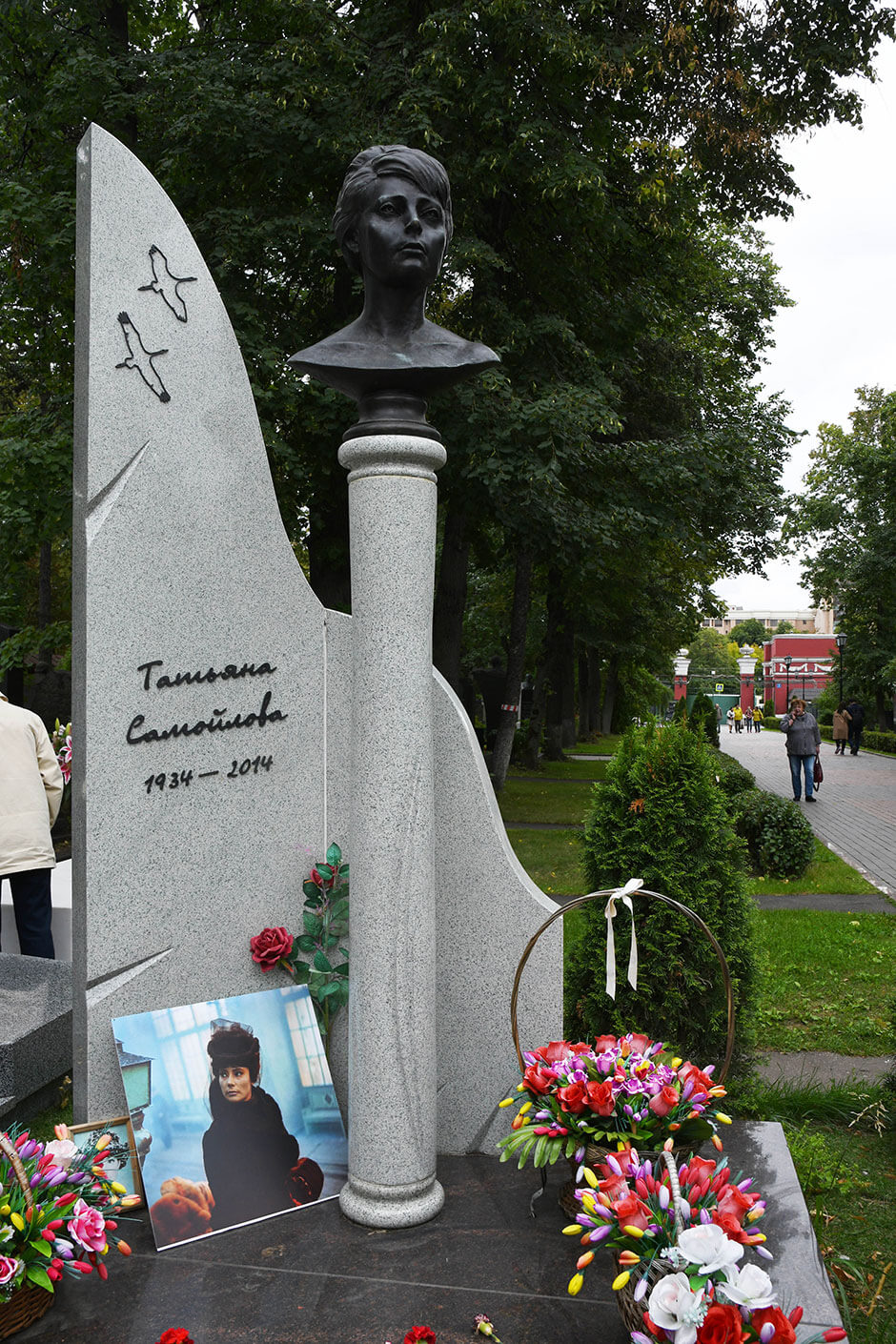 Новодевичье кладбище. Фото 6
