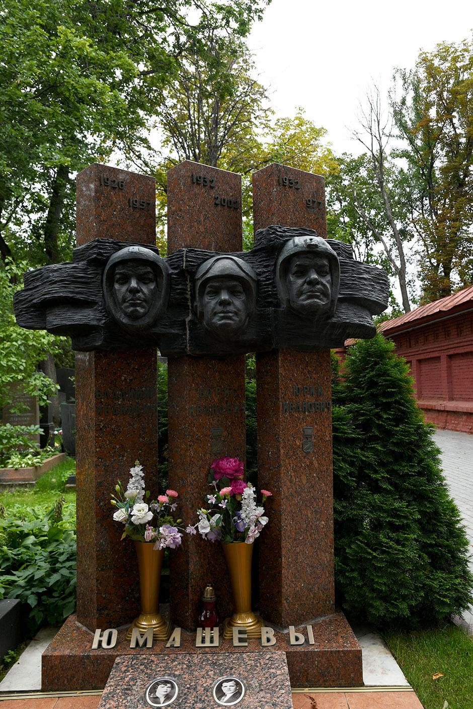 Новодевичье кладбище. Фото 8