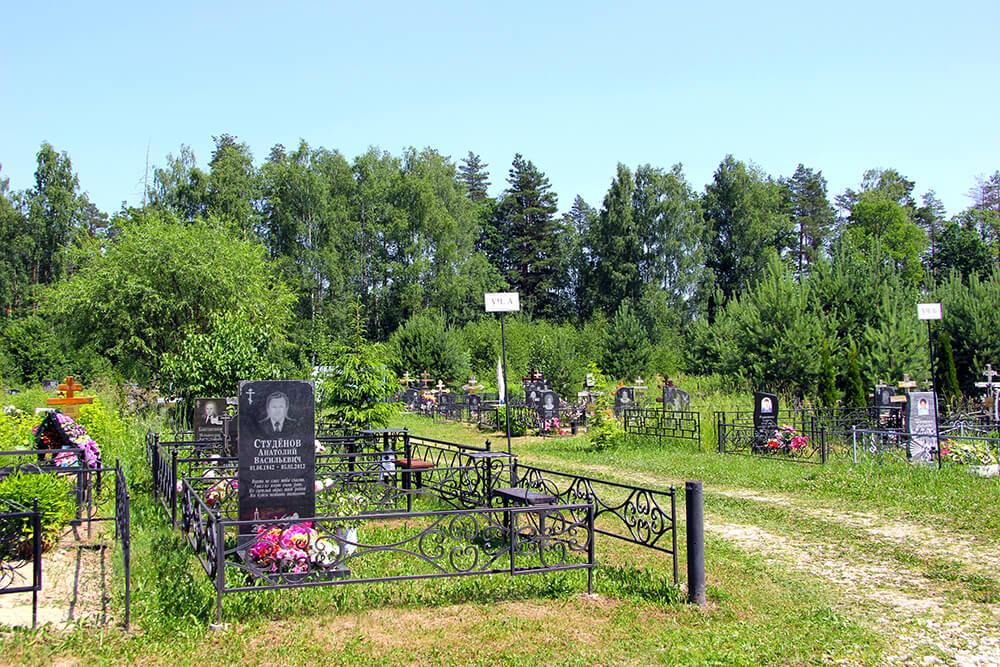 Новое Богословское кладбище. Фото 3