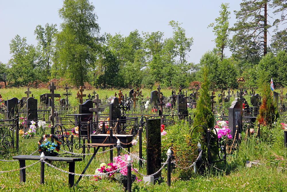 Новое Богословское кладбище. Фото 4