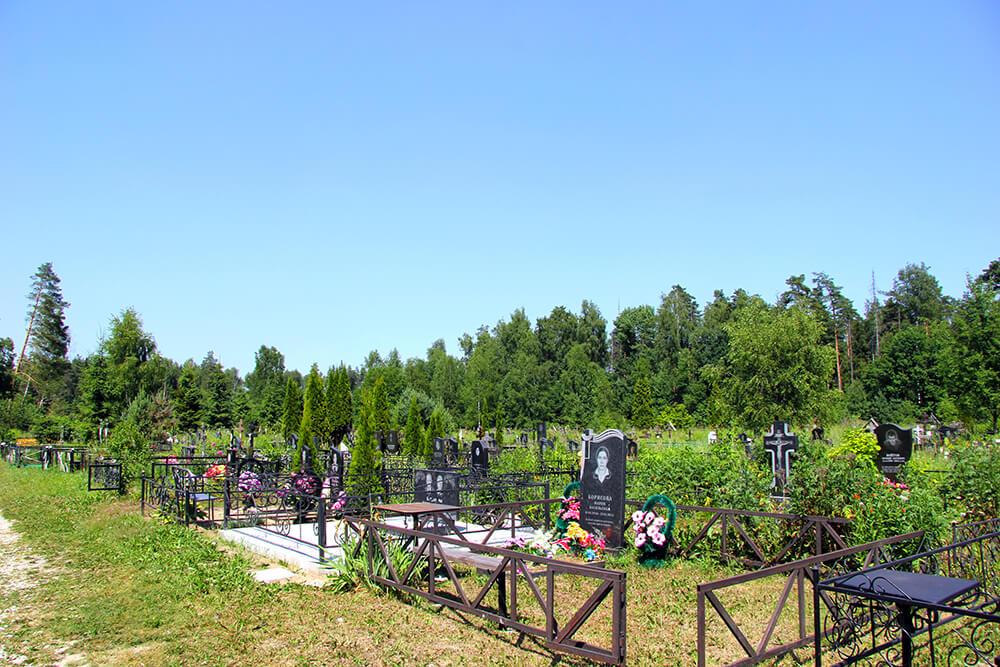 Новое Богословское кладбище. Фото 6