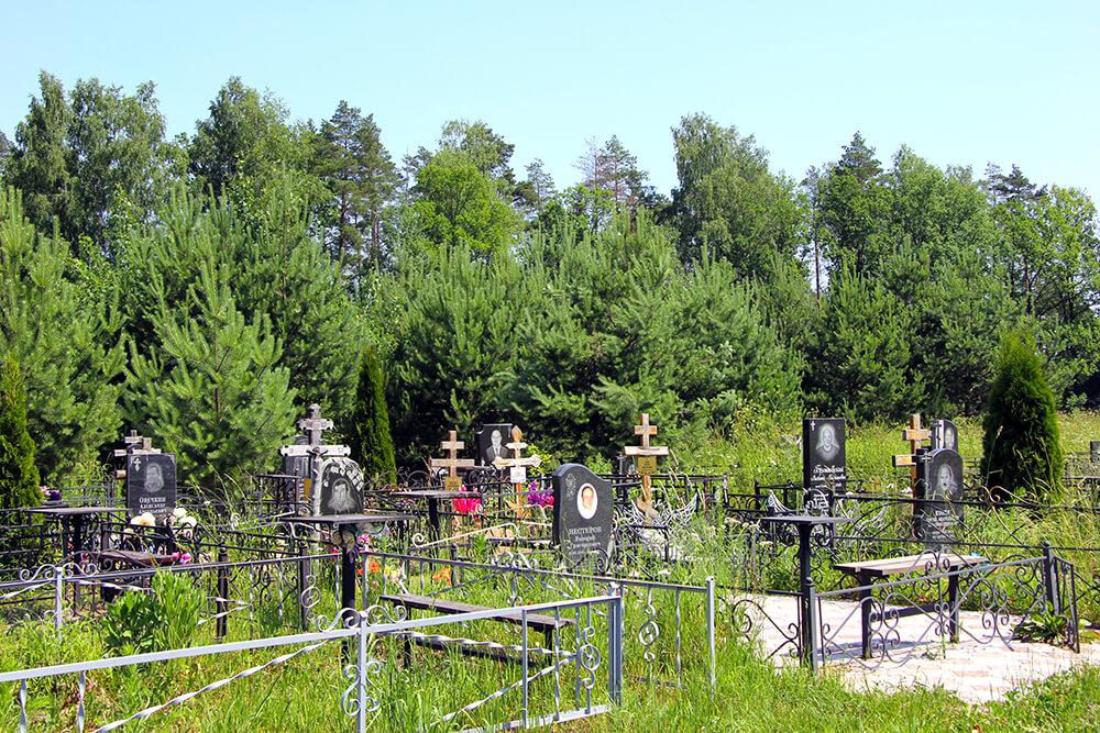 Новое Богословское кладбище. Фото 7