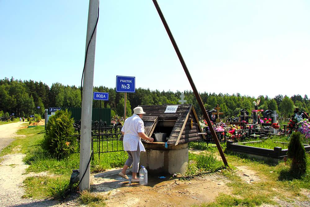 Новое Ногинское кладбище. Фото 3