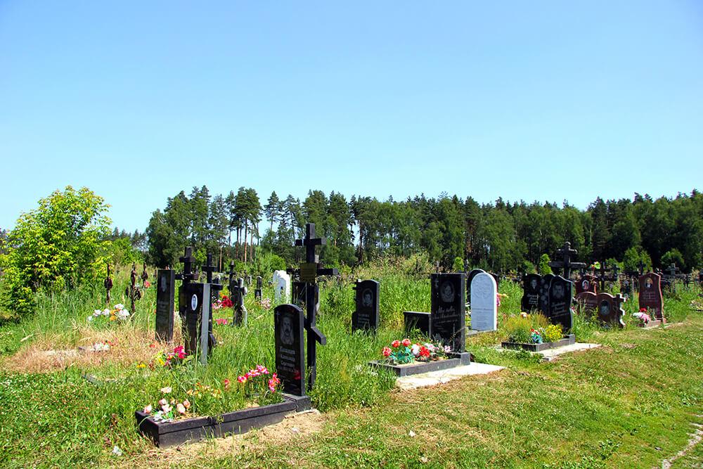 Новое Ногинское кладбище. Фото 4