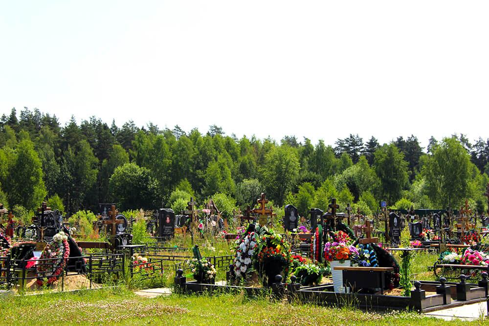 Новое Ногинское кладбище. Фото 5