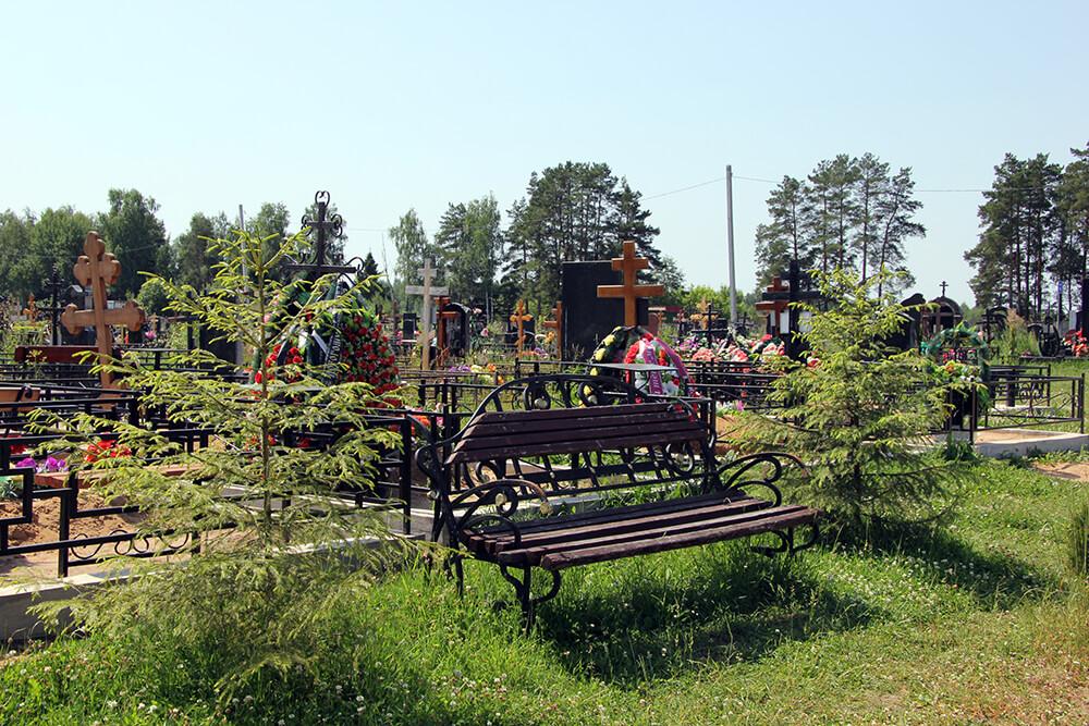 Новое Ногинское кладбище. Фото 6