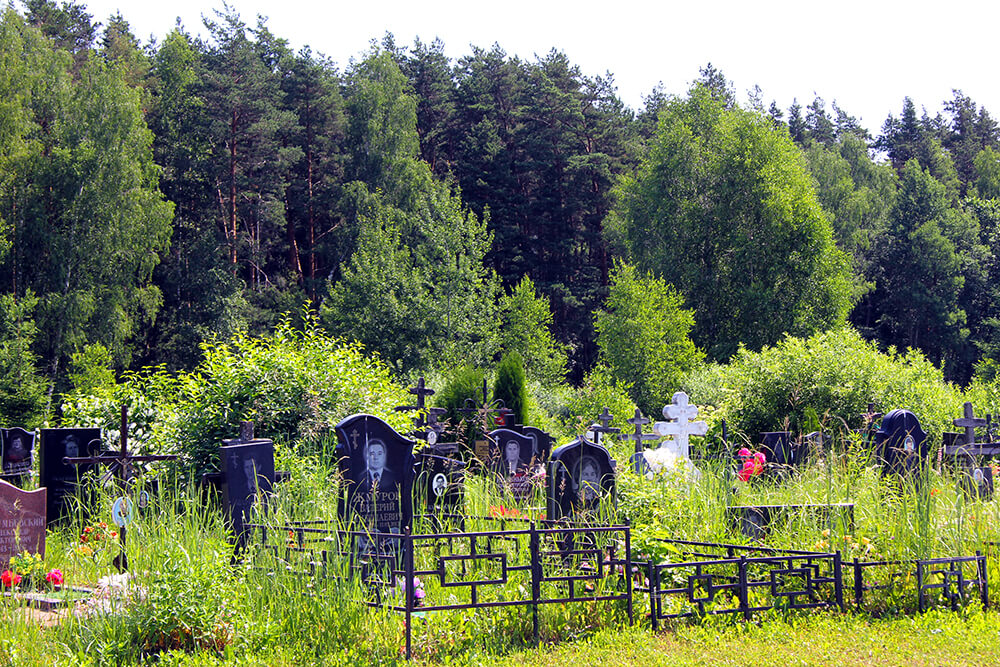 Новое Ногинское кладбище. Фото 7